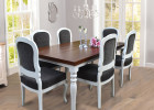Cheeky Chic 6 Seater Dining Table _Set