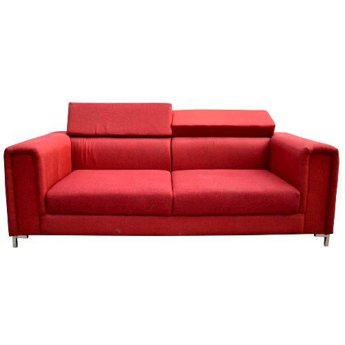 Richemont Three seater   Sofa Red