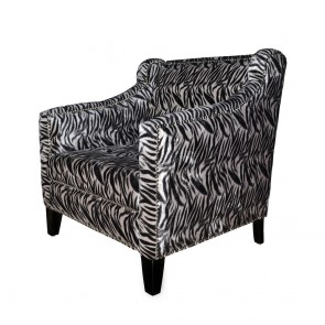 AnimalPrint Armchair