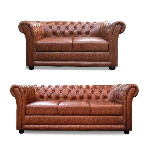 Rahi Chesterfield Sofa Set