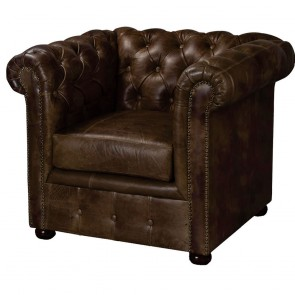 Ella Chesterfield Armchair