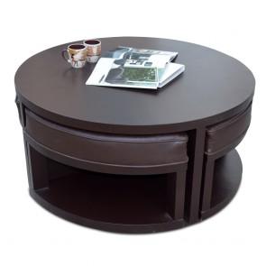 Victorian Circular Coffee Table