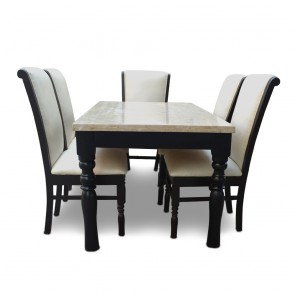 Helena 6 Seater Dining Table Set