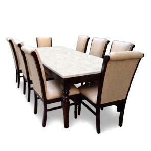 Helena 8 Seater Dining Table Set