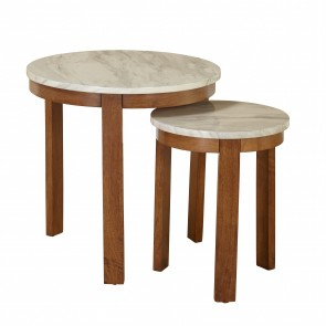 Isabella Set of Two Nesting Tables