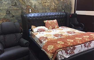Edinburgh Bedroom Set With Hydraulic Storage