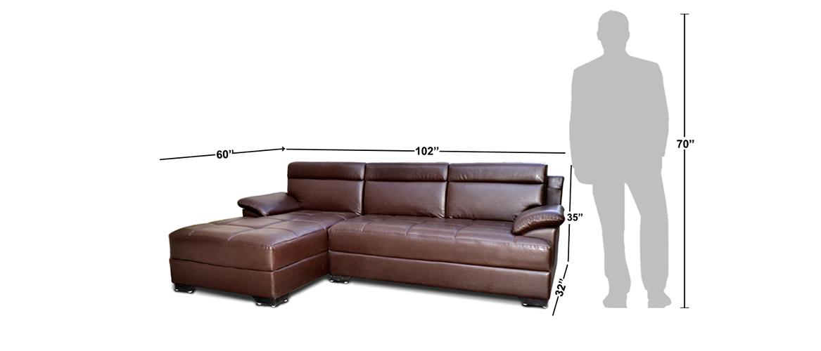 Seams To Me Three Sreater Sofa