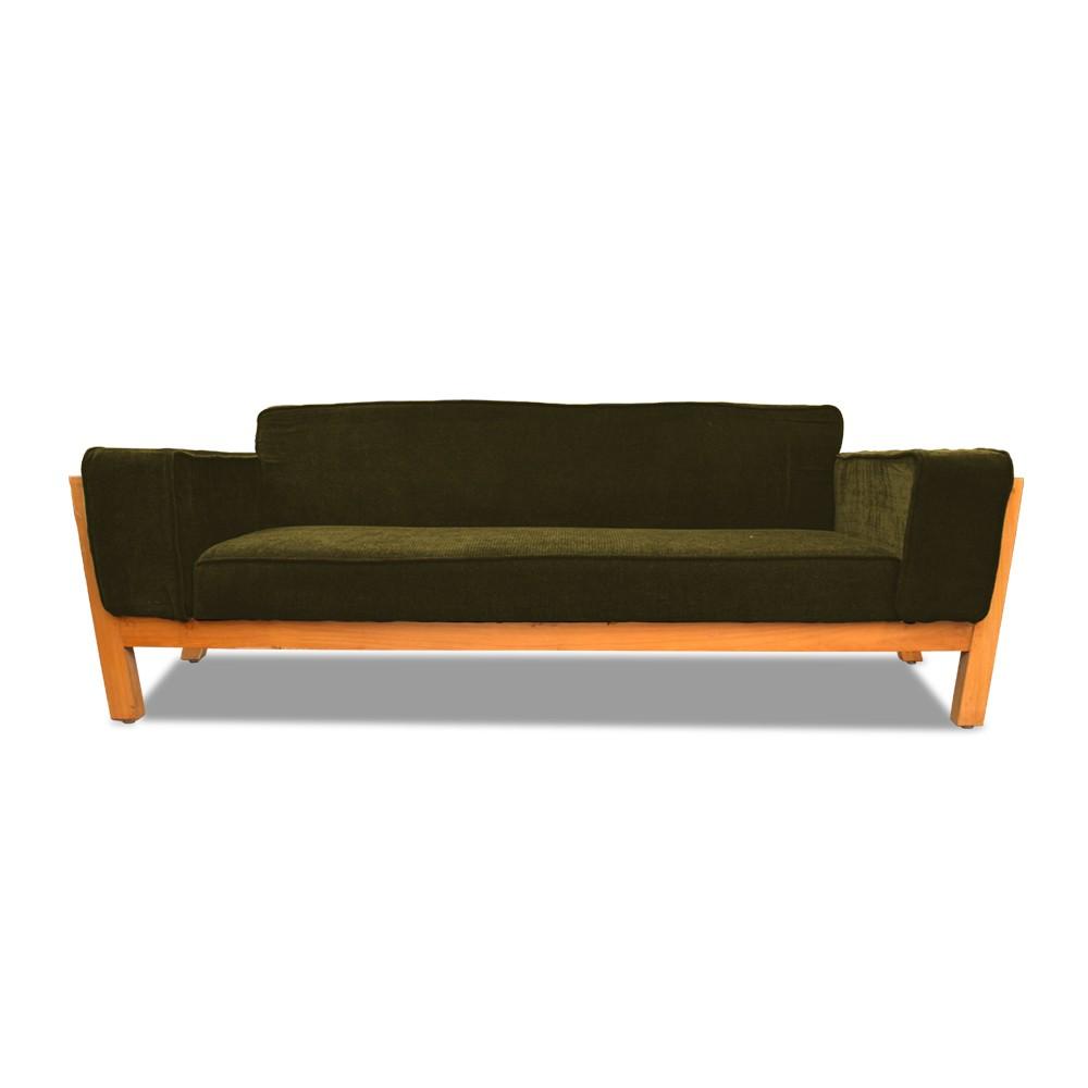 Woodard Sofa Green