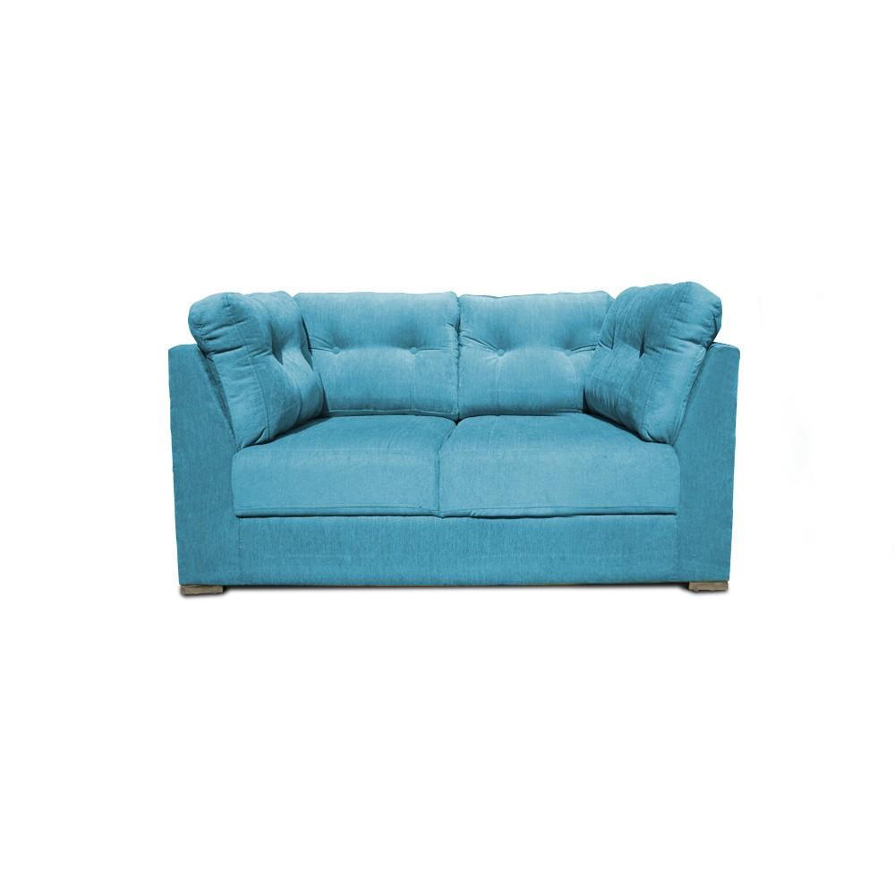 Houston Twoseater sofa  T-Blue