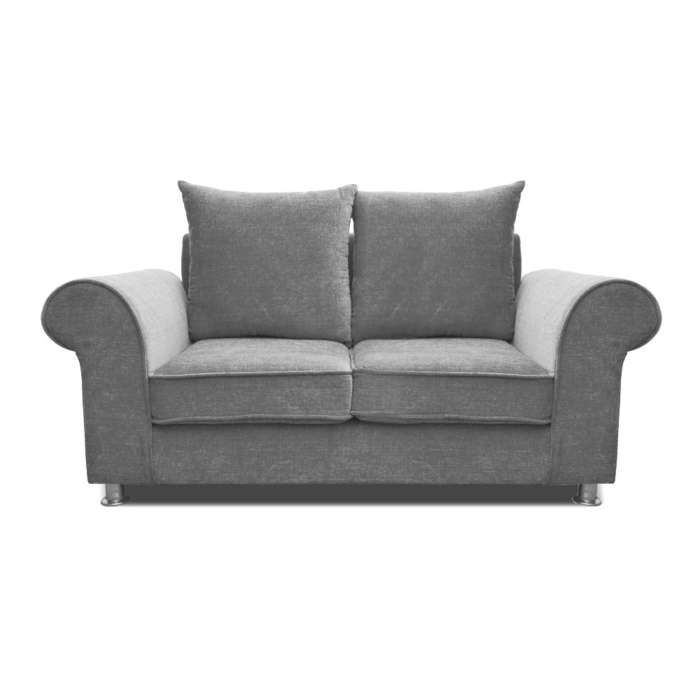 Canberra twoSeater sofa Light gray