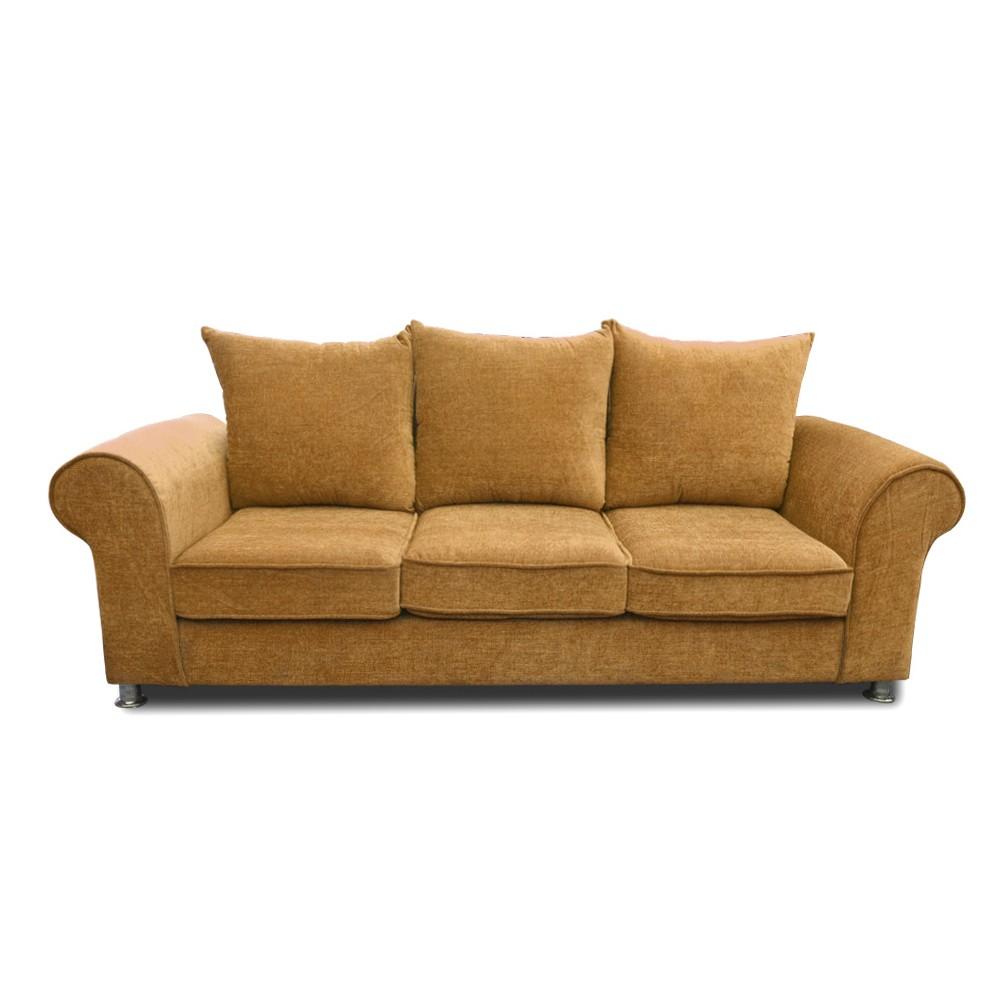 Canberra Three Seater sofa  Lemon