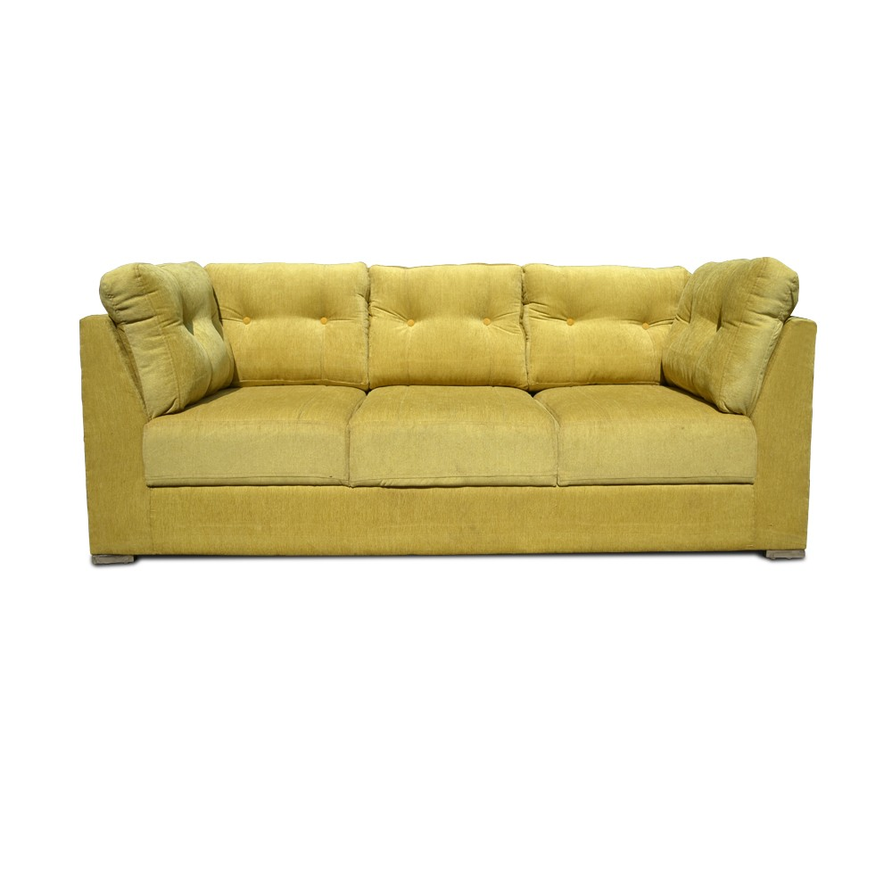 Houston Three seater sofa Mehandi