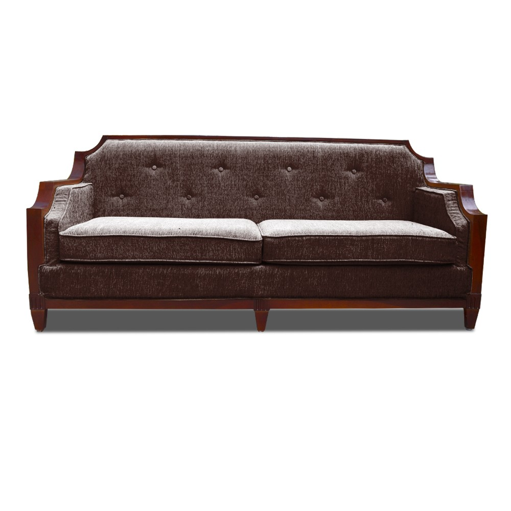 Rest Assured Three Seater Sofa Coffee
