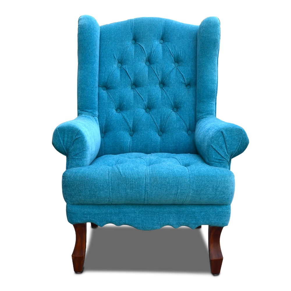 Juliet Armchair Blue
