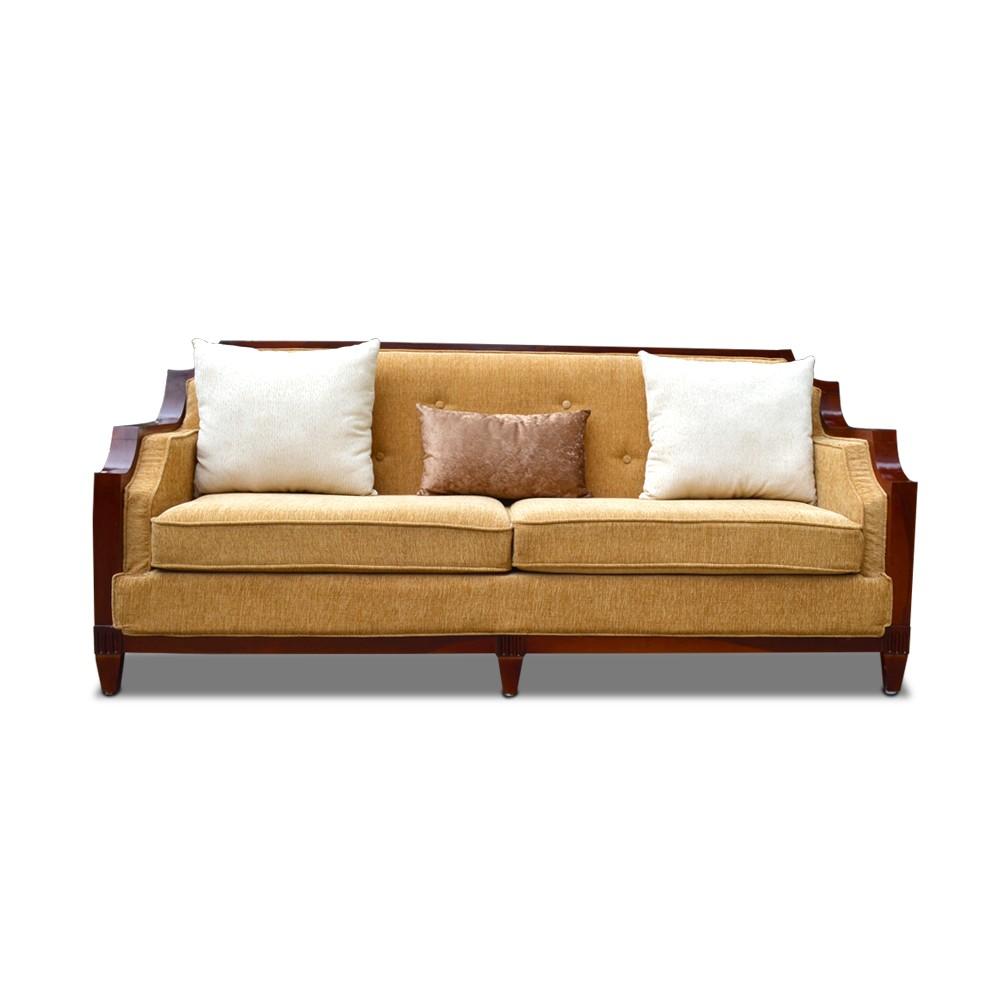 Rest Assured Three Seater Sofa