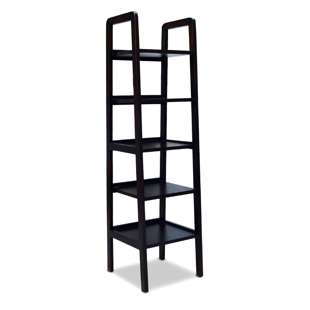 Brooklyn 5 Shelves Ladder Display Unit