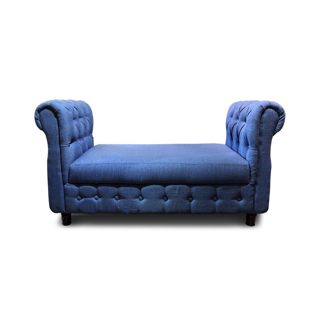 Free Spririt Chaise Blue