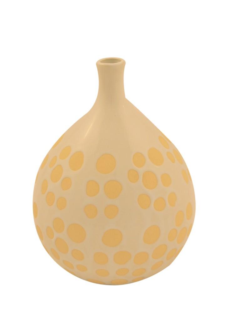 Codesto Flower Vase Gold Small