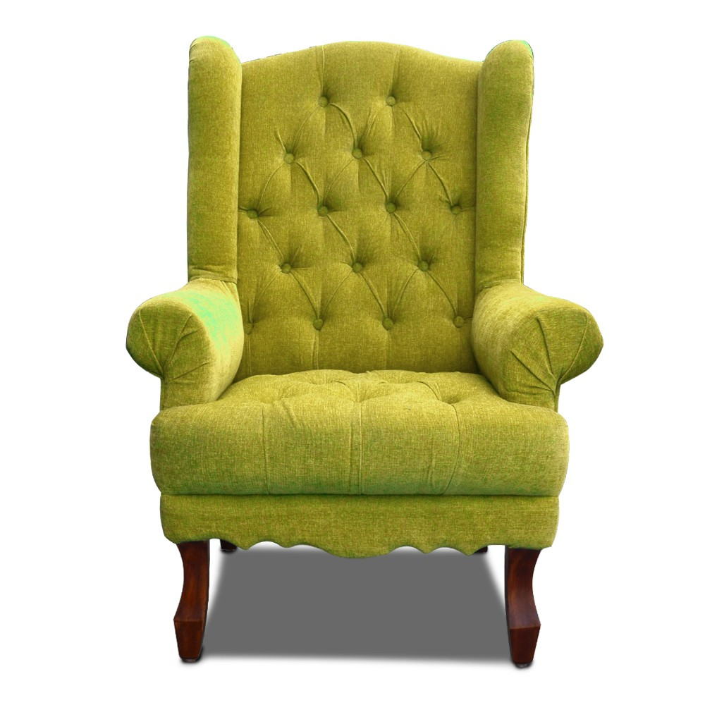 Juliet Armchair Green