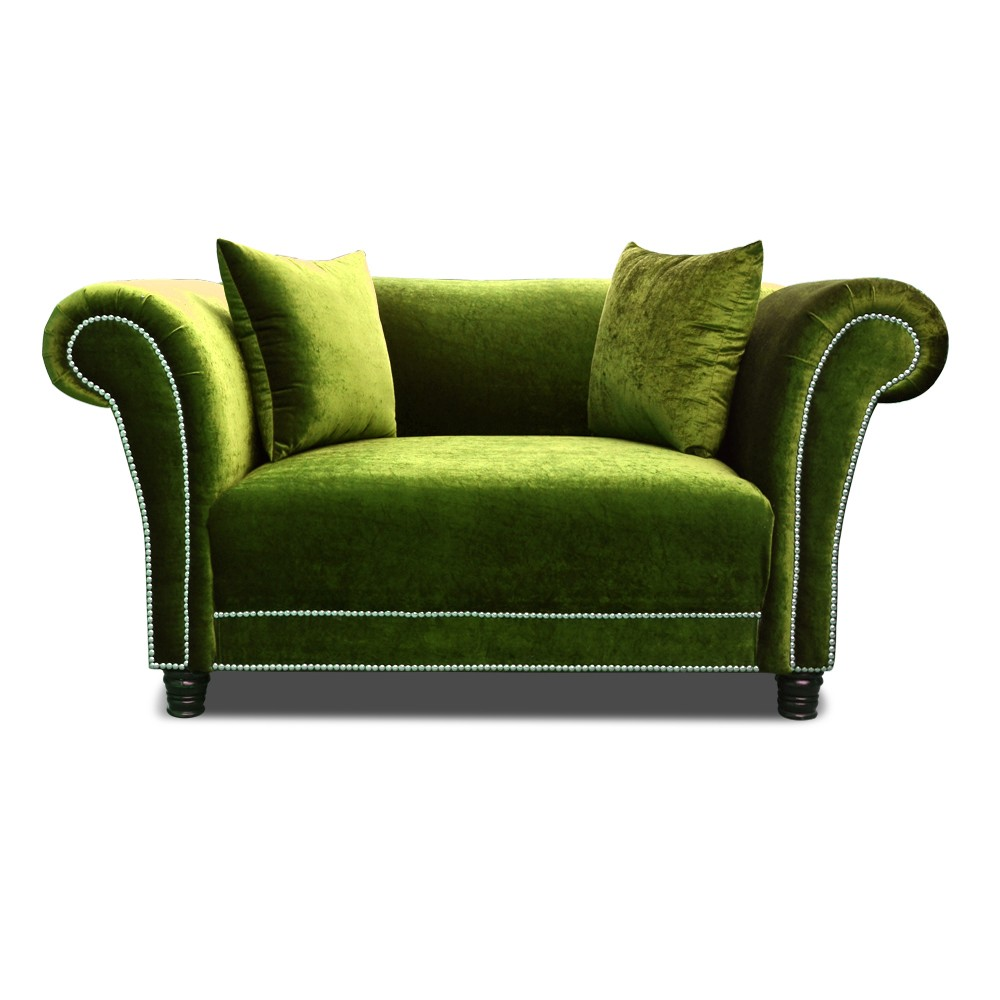 Johann twoseater  Sofa  Green