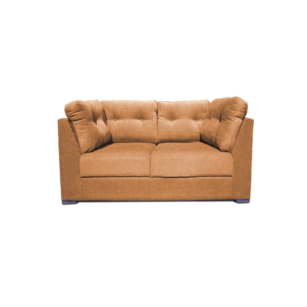 Houston Two seater sofa  lemon