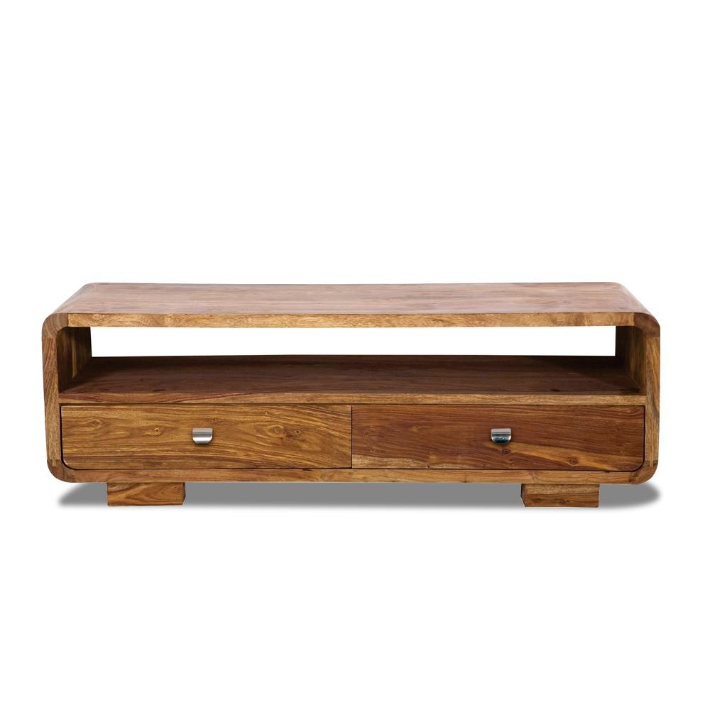 Cubrick Tv Unit sheesham wood