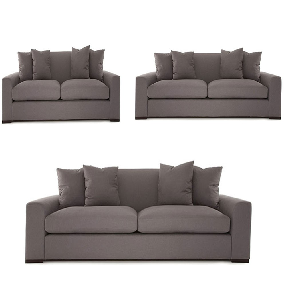 Olando Sofa sets Grey 3+2+2