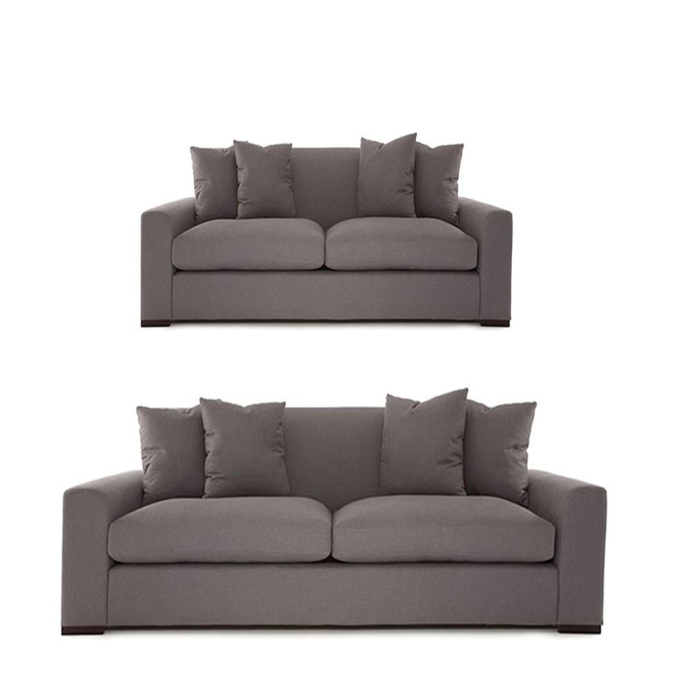 Olando Sofa sets Grey 3+2