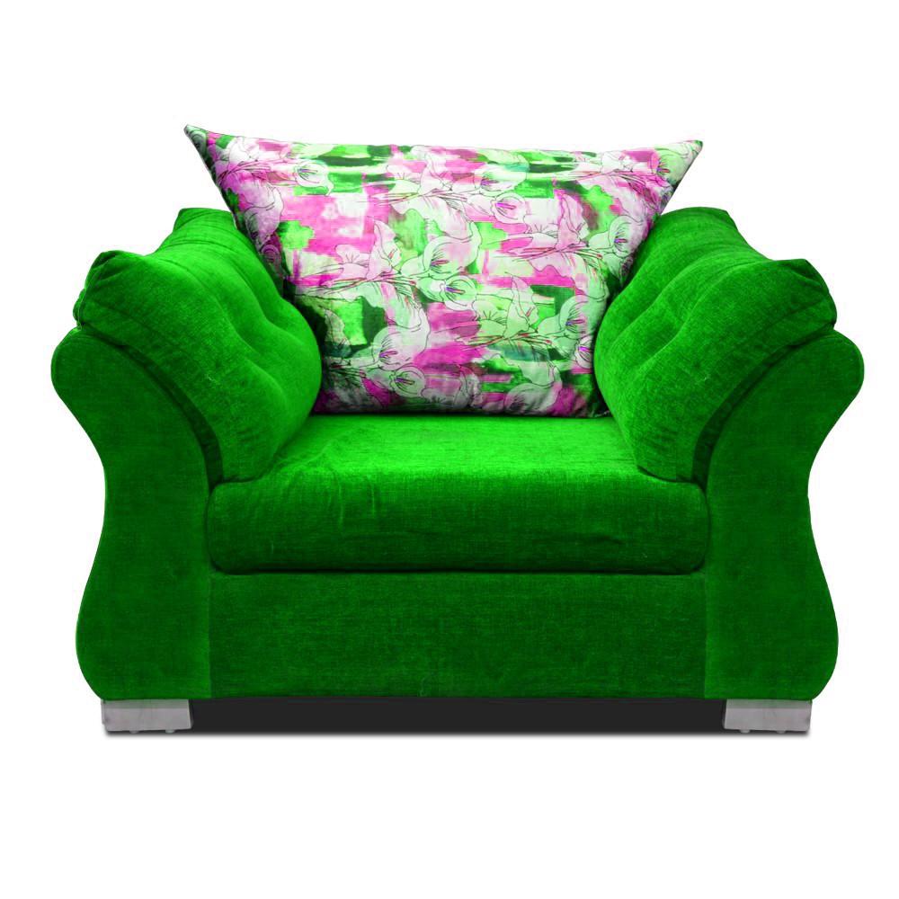 Bernard Aram Chair Olive Green