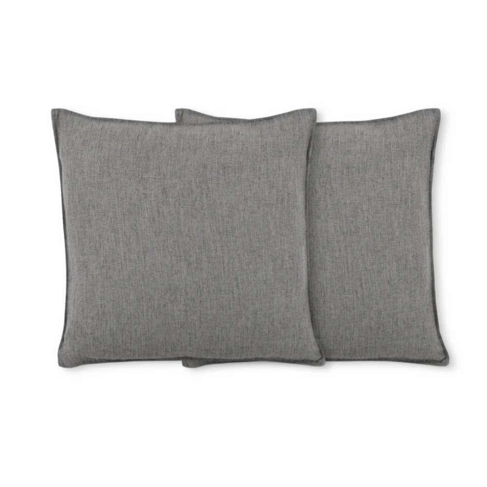 Abby Cushions Gray