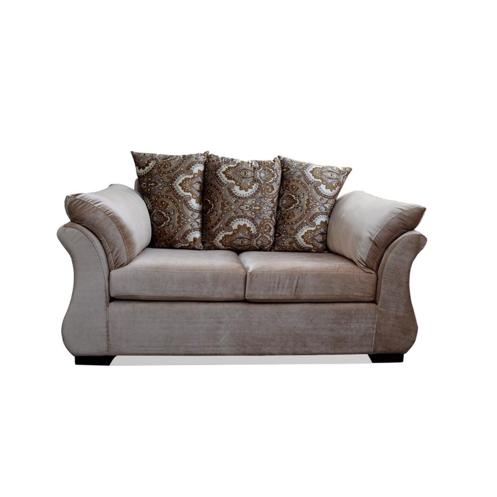 Bern Two Seater Sofa Fawn