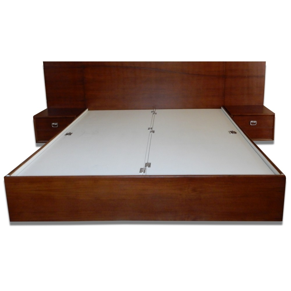 Alaca Storage Bed Sets Queen size