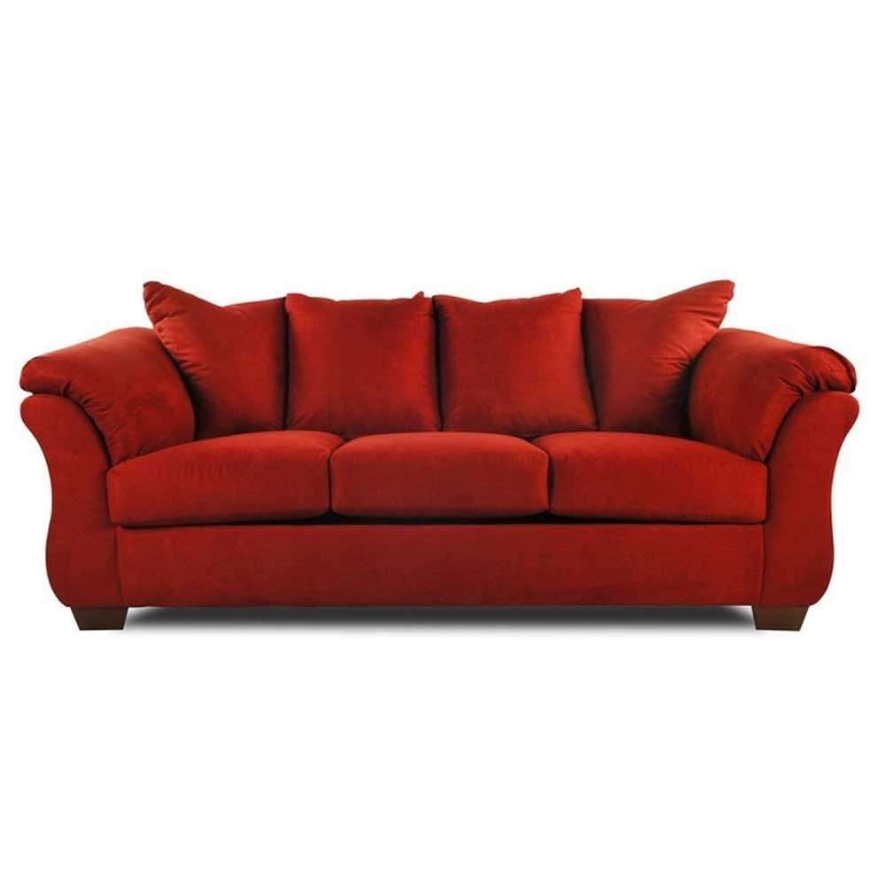 Bern Sofa Red