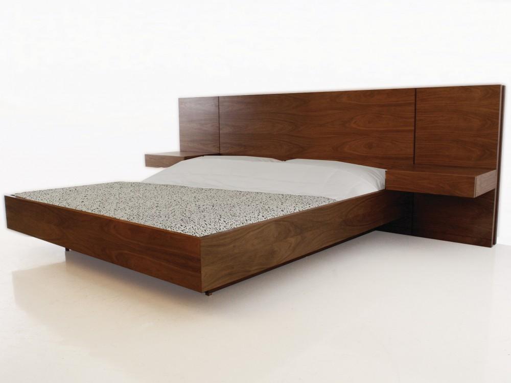 Brasilian Queen Bed