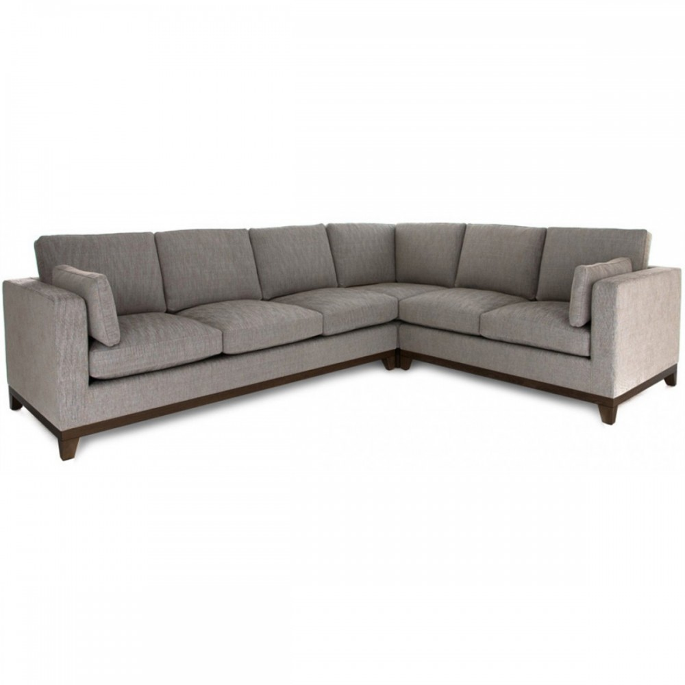 Hartford Sectional Sofa Set Grey