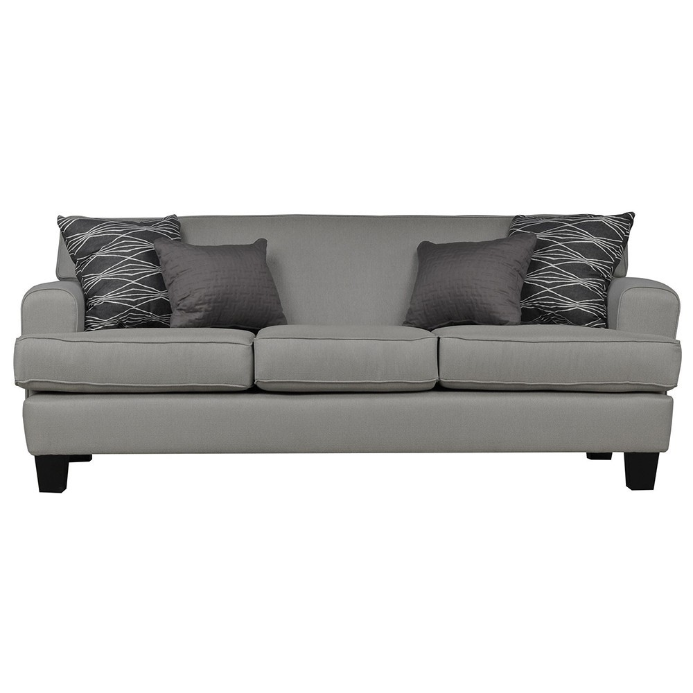Helsinki Three Seater Sofa Grey