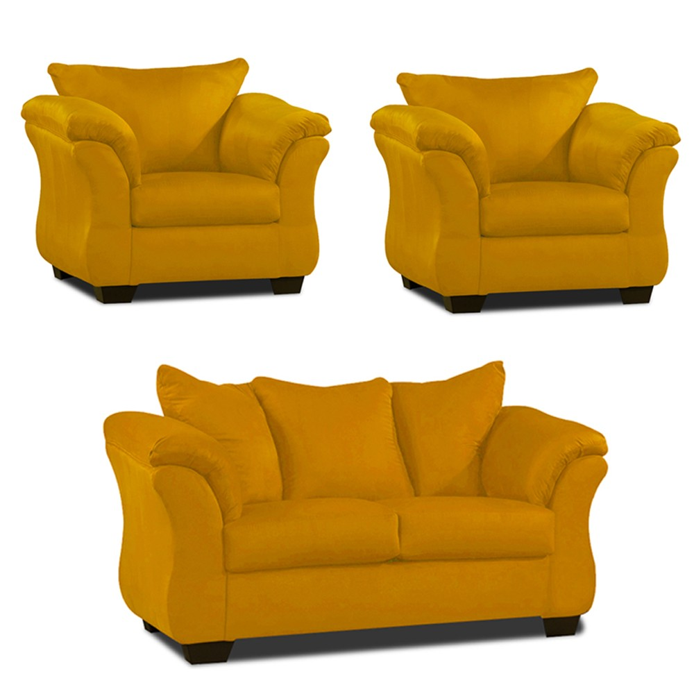 Bern Sofa Set HIR-19-4
