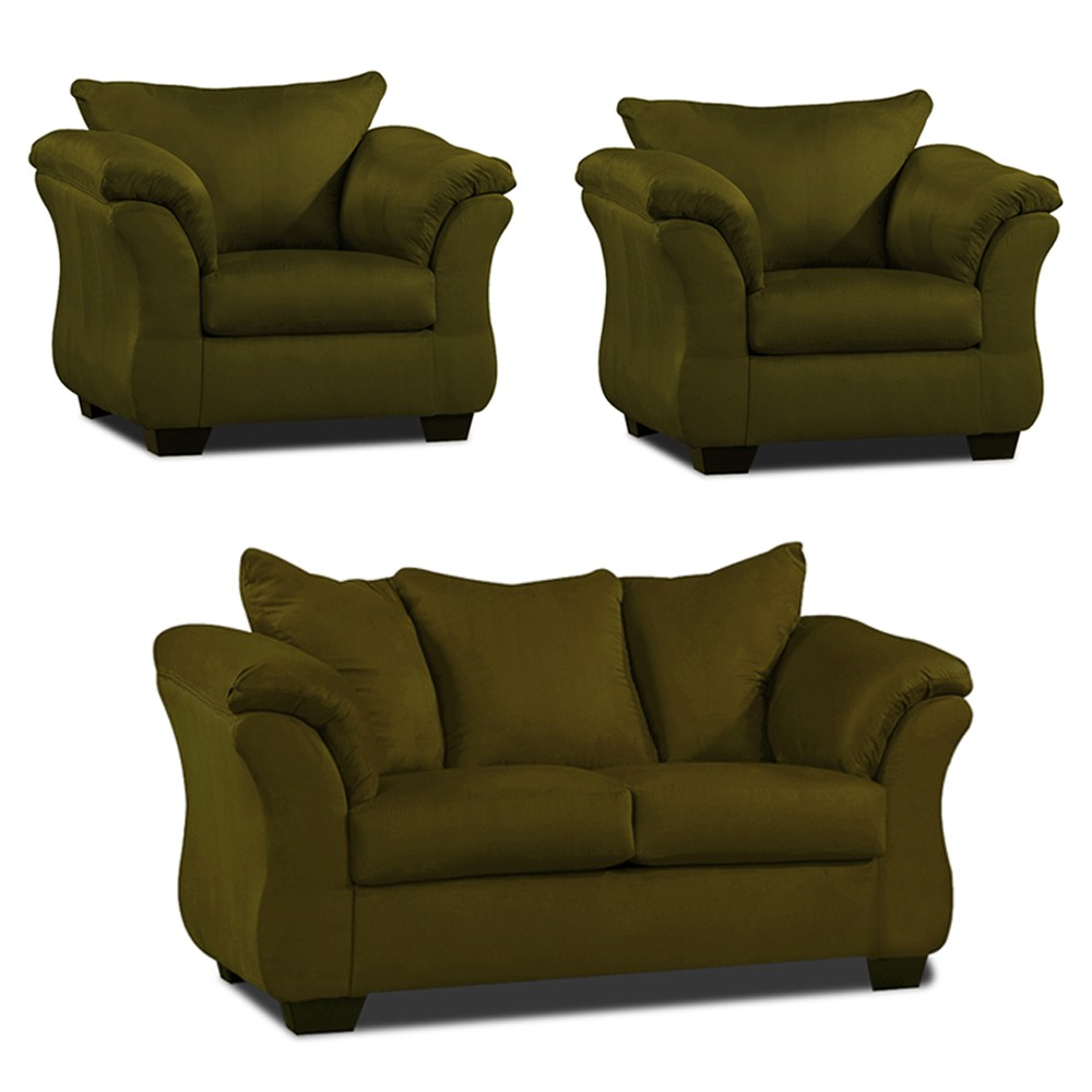 Bern Sofa Set HIR-25-4
