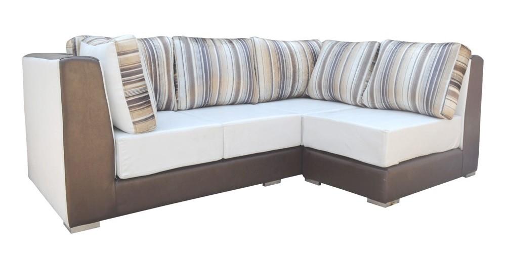 Impericon Sectional Sofa White