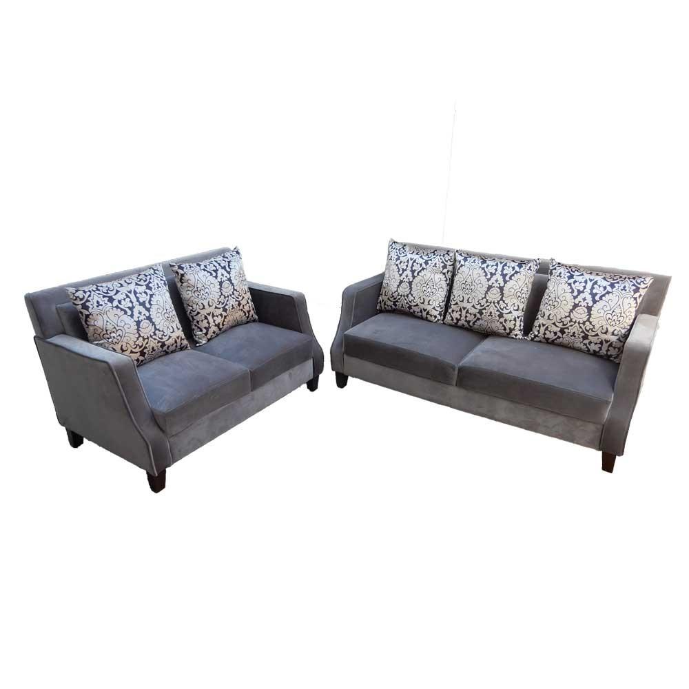 Kiev Sofa sets Grey 3+2