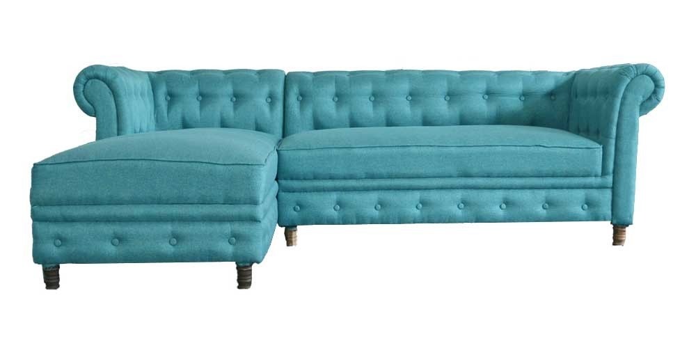 Mayfair Sectional Chesterfield Sofa