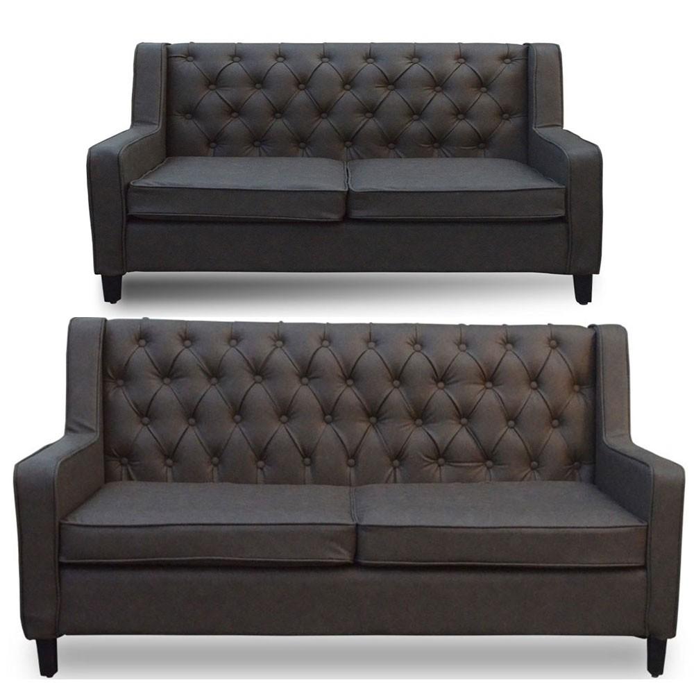 Milano Sofa Set grey