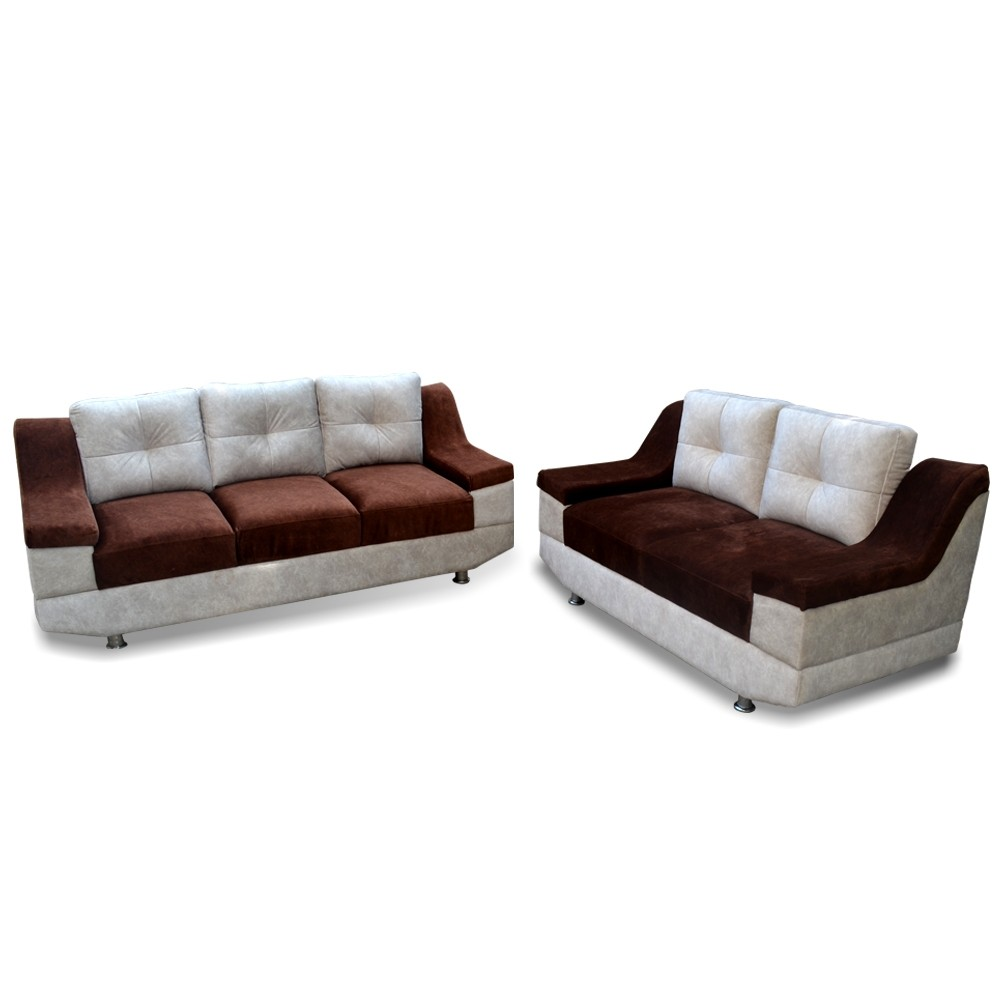 Monroe sofa set 3+2 coffee