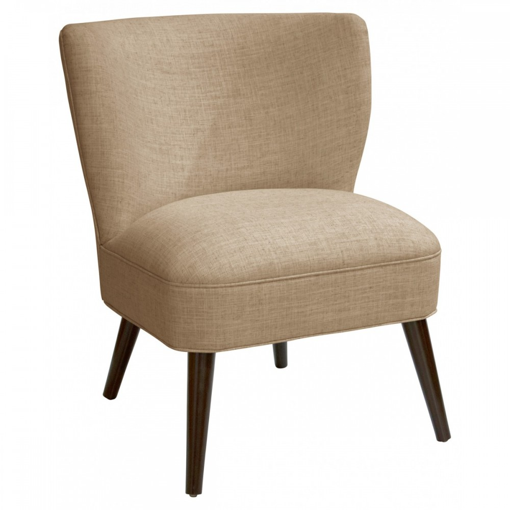 Bianca Accent Chair Brown
