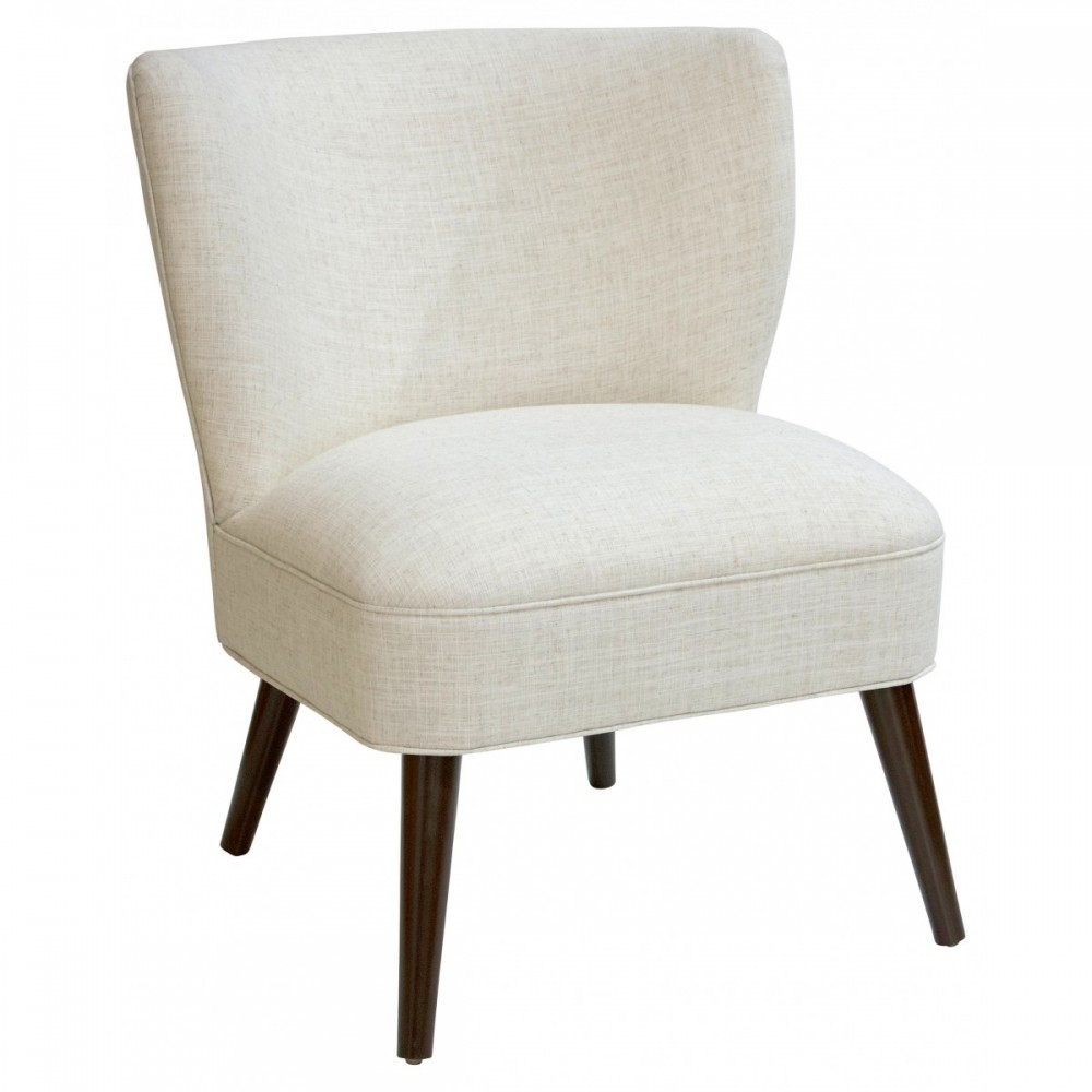 Bianca Accent Chair White