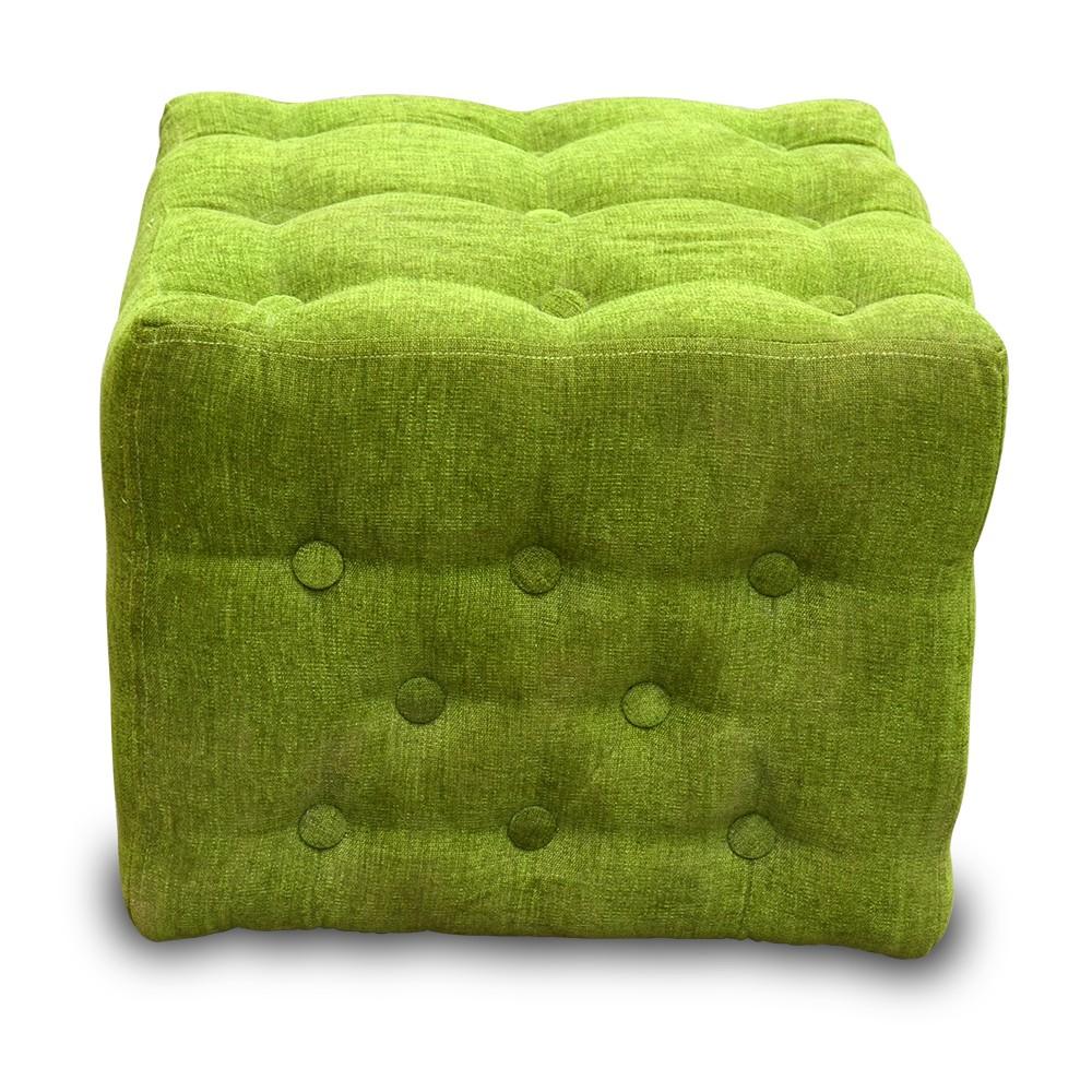 Adonis Ottoman Green
