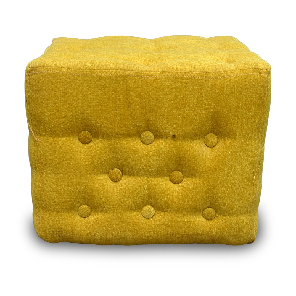 Adonis Ottoman Yellow