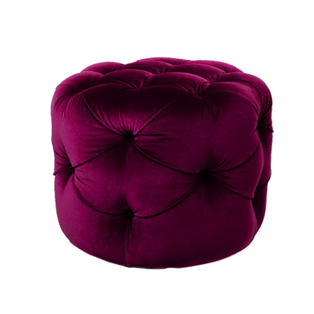 Acacia Ottoman Pink