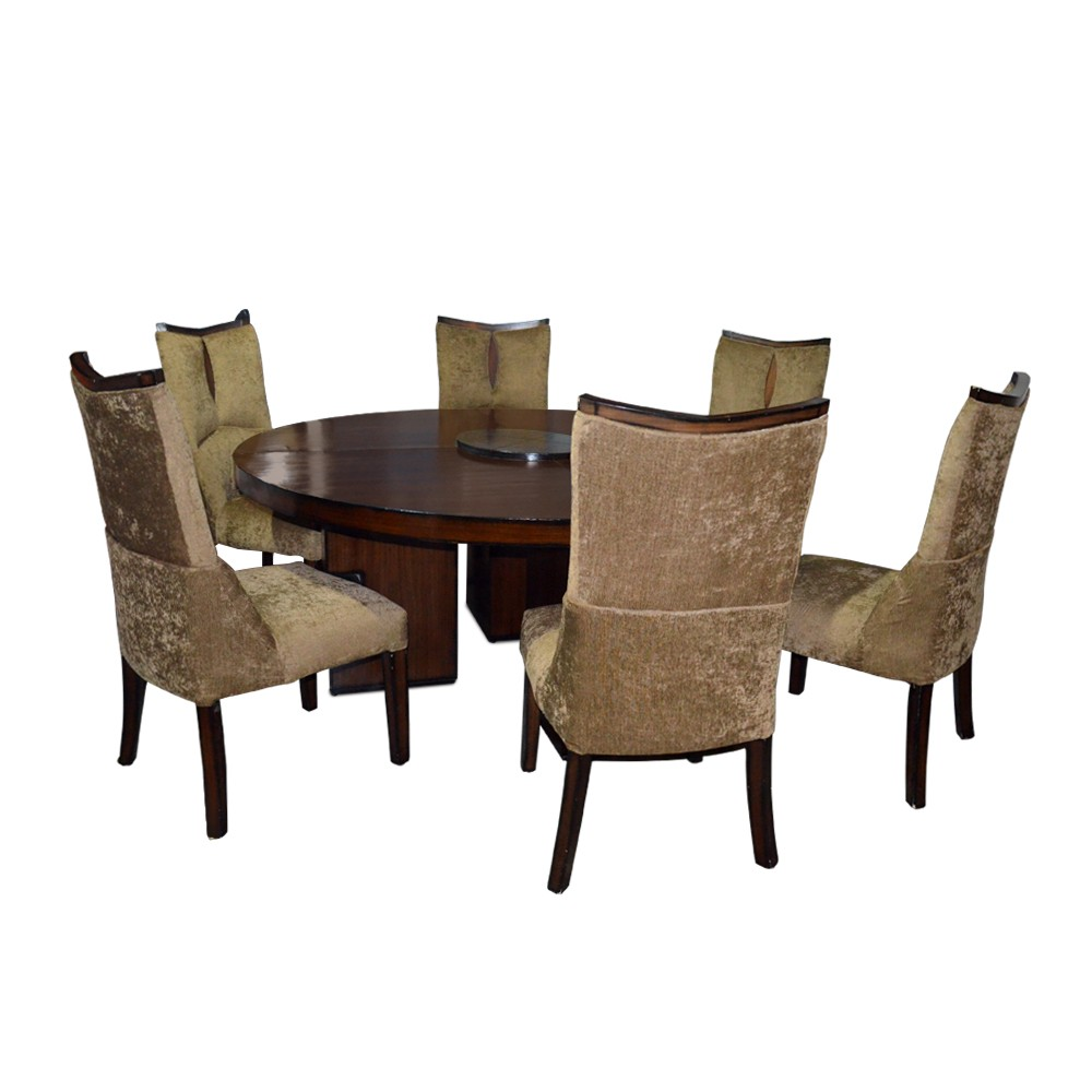 Raveo 6 Seater Dining Table
