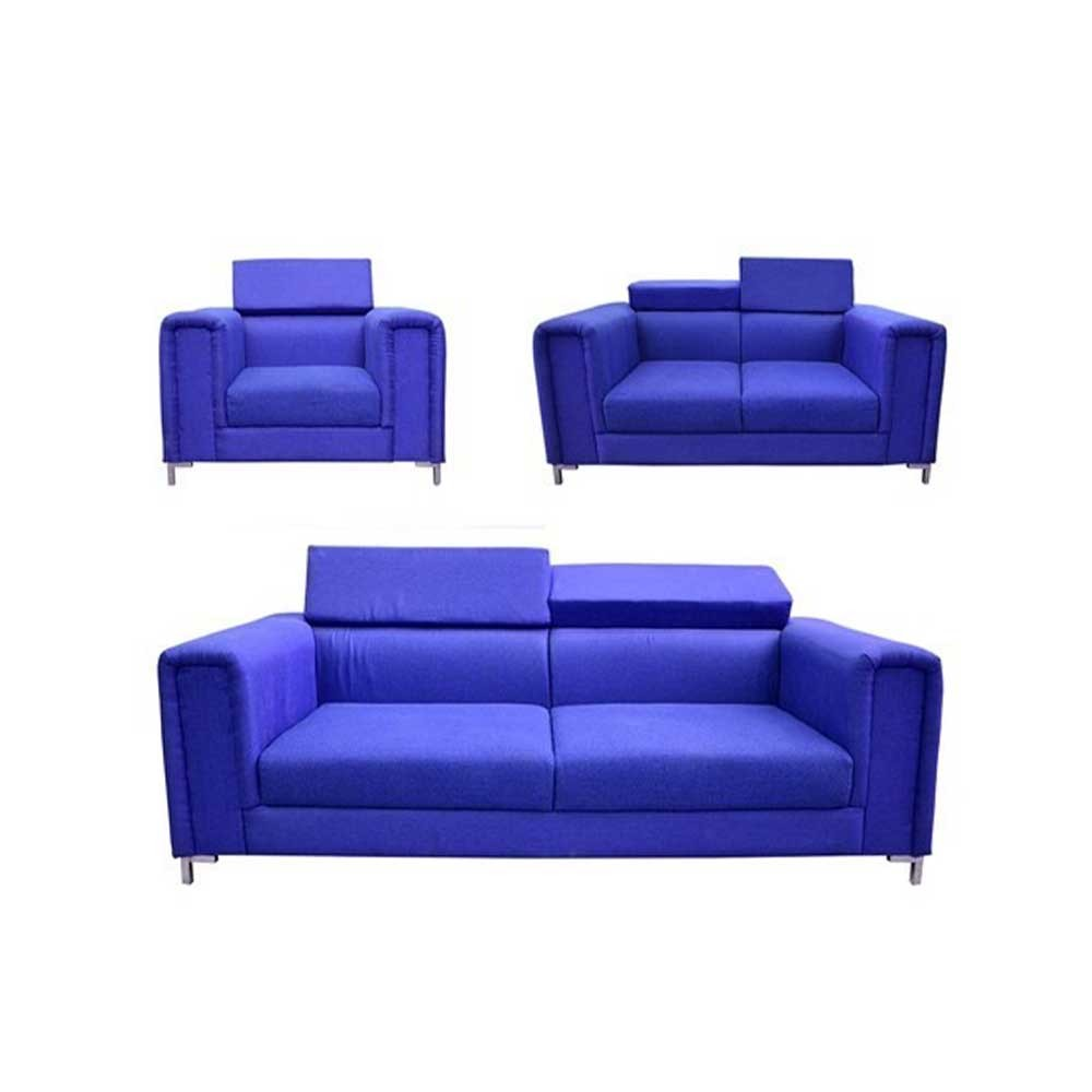 Richemont  Sofa sets 3+2+1 Blue